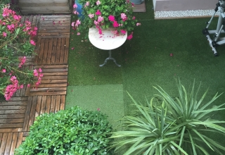 Gardens creation